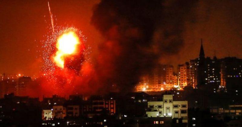 ისრაელმა ღაზას სექტორზე საჰაერო თავდასხმა განახორციელა, დაიღუპა 3 ადამიანი