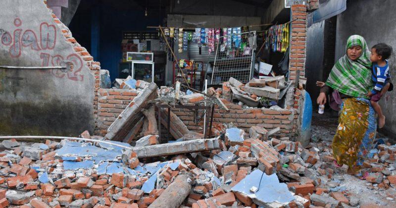 ინდონეზიაში 7 მაგნიტუდის მიწისძვრის შედეგად დაღუპულთა რიცხვმა 91-ს მიაღწია