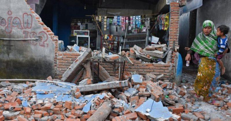 ინდონეზიაში 7 მაგნიტუდის მიწისძვრის შედეგად დაღუპულთა რიცხვი 105-მდე გაიზარდა