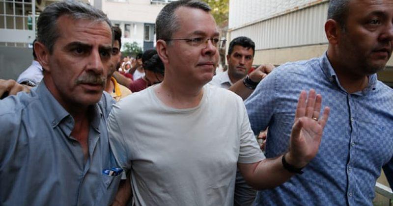 გავრცელებული ცნობით, აშშ და თურქეთი ენდრიუ ბრანსონის გათავისუფლებაზე შეთანხმდნენ