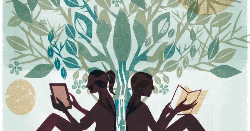 რა გავლენა აქვს ელექტრონულ წიგნებს კითხვის კულტურაზე?