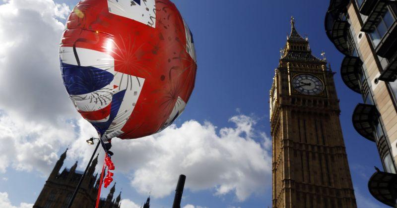 გაერთიანებული სამეფოს ეკონომიკა აპრილში 20,4%-ით შემცირდა
