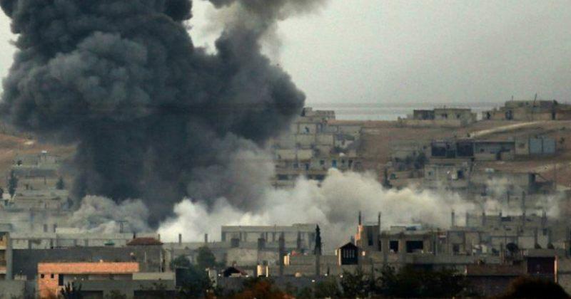 ერაყის ხელისუფლებამ სირიის საზღვართან ISIS-ის პოზიციები დაბომბა