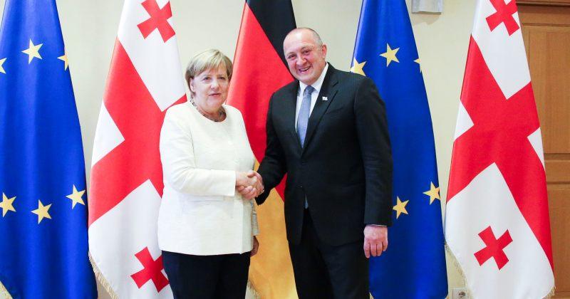 მარგველაშვილი: გაყოფილი გერმანია ერთიანი გახდა, საქართველოსათვის იგივე მომავალს ვიმედოვნებთ