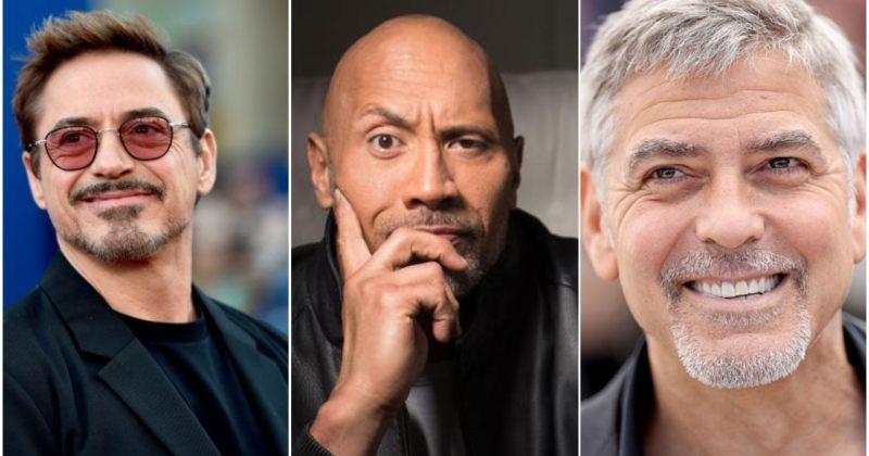 Forbes: 2018 წლის 10 ყველაზე მაღალშემოსავლიანი მამაკაცი მსახიობი