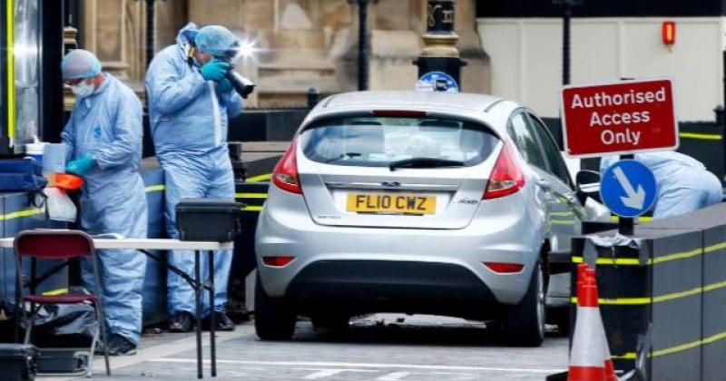 ბრიტანეთის პარლამენტთან სავადაუდოდ ტერორისტული თავდასხმის გამო 1 პირი დააკავეს