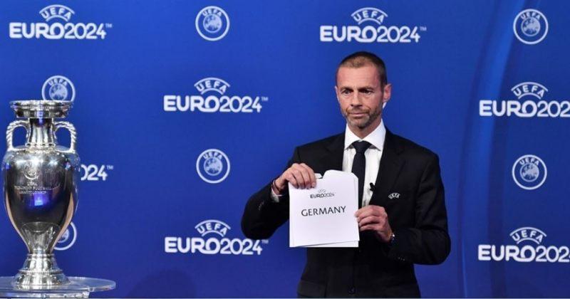 ევროპის 2024 წლის ჩემპიონატს გერმანია უმასპინძლებს