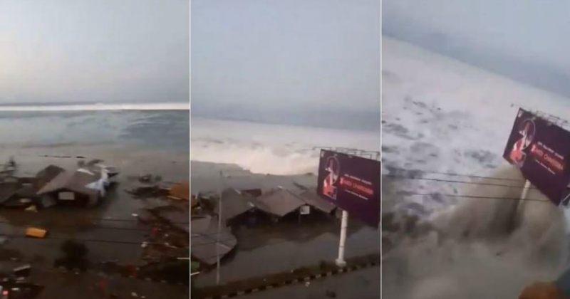 ცუნამი ინდონეზიაში - დამანგრეველი ტალღით გამოწვეული ზუსტი ზარალი უცნობია