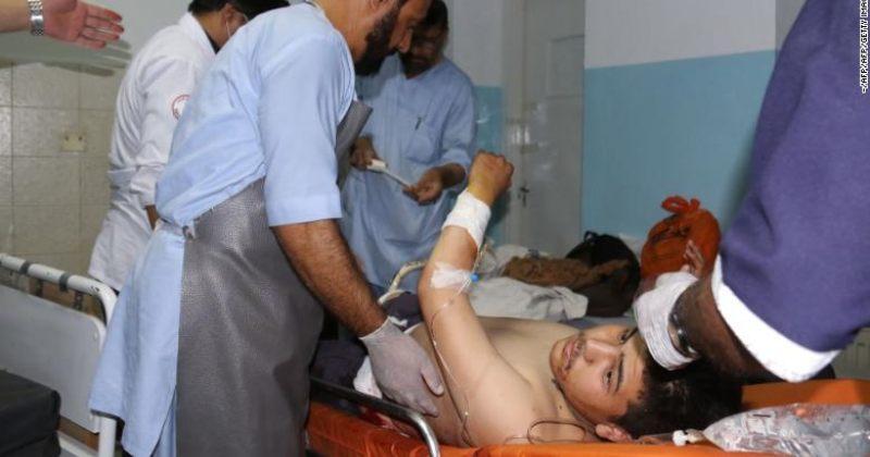 ქაბულში ISIS-ის ტერორისტულ თავდასხმას 20 ადამიანი, მათ შორის 2 ჟურნალისტი ემსხვერპლა