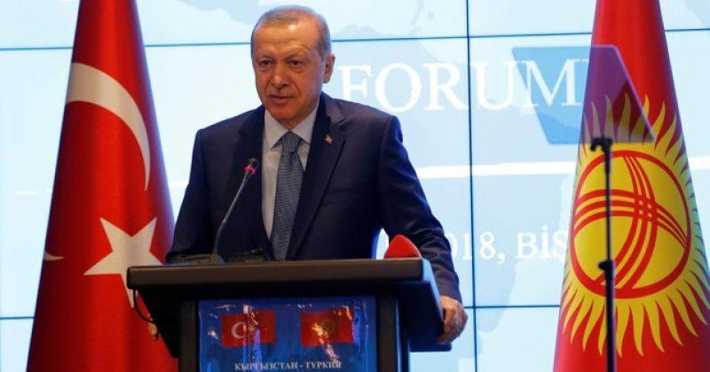 ერდოღანი: საერთაშორისო ვაჭრობაში დოლარის დომინაცია უნდა დასრულდეს