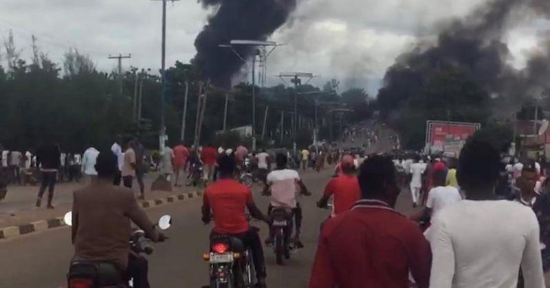 ნიგერიაში გაზის ტანკერის აფეთქებას, სულ მცირე 35 ადამიანი ემსხვერპლა