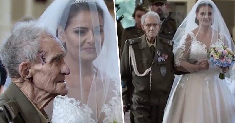 მეორე მსოფლიო ომის მონაწილე შვილთაშვილის ქორწილიდან ორ დღეში გარდაიცვალა - ვიდეო