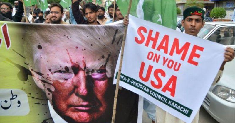 პენტაგონი პაკისტანისათვის $300 მილიონის სამხედრო დახმარების შეჩერებას გეგმავს