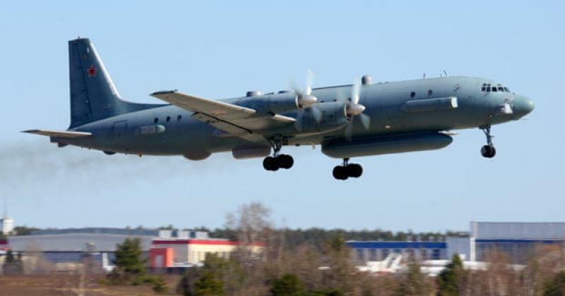 სირიის სარაკეტო სისტემამ რუსული სამხედრო თვითმფრინავი ჩამოაგდო