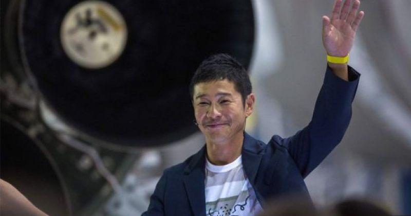 მთვარეზე SpaceX-ის რაკეტით იაპონელი მილიარდერი იუსაკუ მაეზავა გაფრინდება