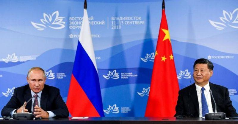 რუსეთი ჩინეთის საზღვართან მასშტაბურ სამხედრო წვრთნებს იწყებს [ვიდეო]