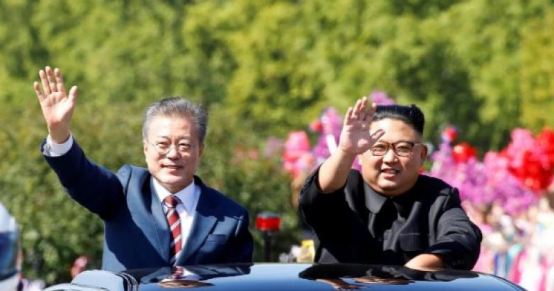 სამხრეთ კორეის პრეზიდენტი ოფიციალური ვიზიტით ჩრდილოეთ კორეას პირველად ეწვია