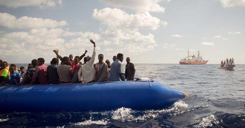ესპანეთის სანაპიროსთან 626 აფრიკელი მიგრანტი გადაარჩინეს