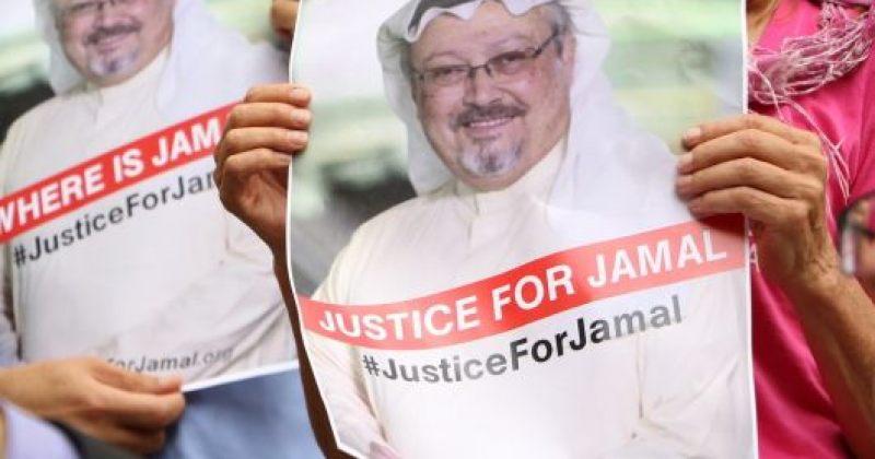 აშშ-მა ჟურნალისტ ჯამალ ხაშოგის მკვლელობის გამო 17 პირს სანქციები დაუწესა