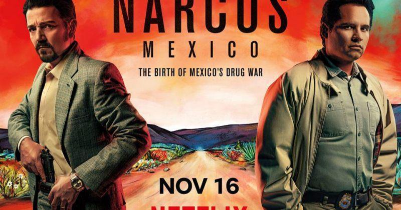 NARCOS-ის მეოთხე სეზონი 16 ნოემბერს გამოვა