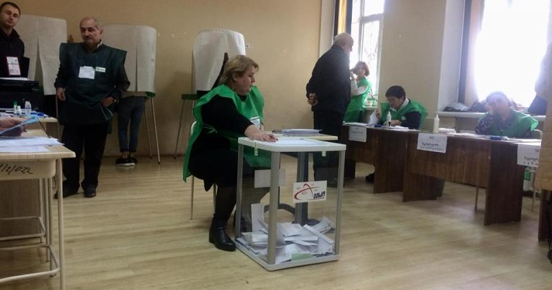 12:00 საათის აქტივობა - I ტურთან შედარებით, არჩევნებზე 129 796-ით მეტი მოქალაქე მივიდა