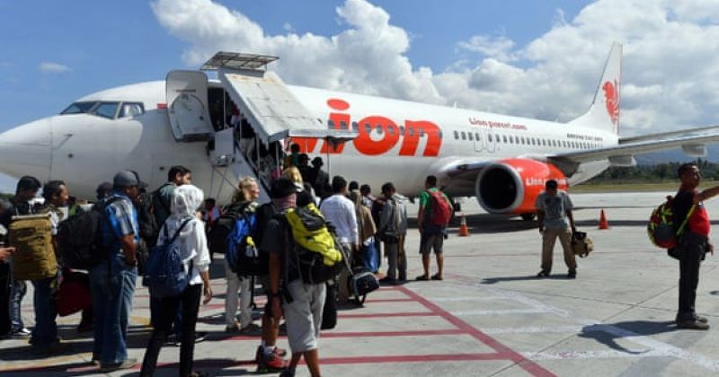 ინდონეზიაში თვითმფრინავი ჩამოვარდა, ბორტზე 188 ადამიანი იმყოფებოდა