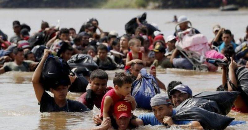 პენტაგონი მიგრანტების ქარავნის შესაჩერებლად აშშ-მექსიკის საზღვარზე 5,200 სამხედროს გზავნის