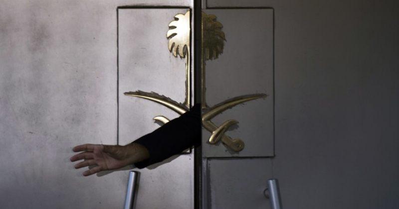 ჟურნალისტის გაუჩინარება, საუდის არაბეთის ტახტის მემკვიდრე,  ტრამპი და არაბული რკინის ფარდა