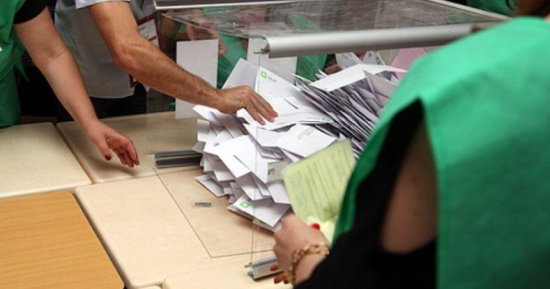 10:00-ის მონაცემებით მთაწმინდაზე ამომრჩეველთა აქტივობა 5.2%-ია, I ტურში - 4% იყო