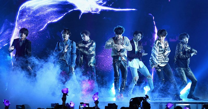 კორეული ბენდის, BTS-ის შოუ, Burn the Stage ეკრანებზე 15 ნოემბერიდან გამოვა