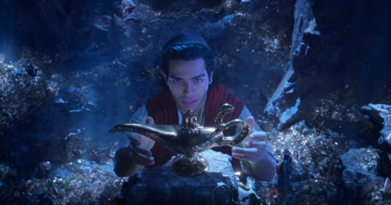 Disney-მ ალადინის ეკრანიზაციის პირველი თიზერი გამოაქვეყნა (VIDEO)
