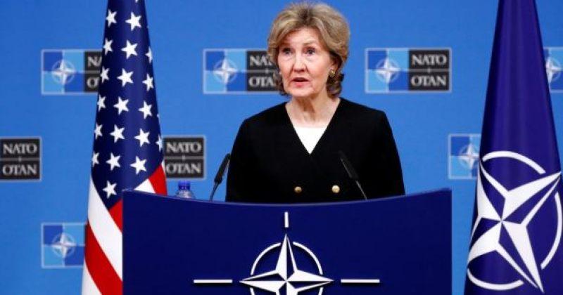 NATO-ში აშშ-ის წარმომადგენელი: აკრძალულ რუსულ რაკეტებს ამუშავებამდე გავანადგურებთ