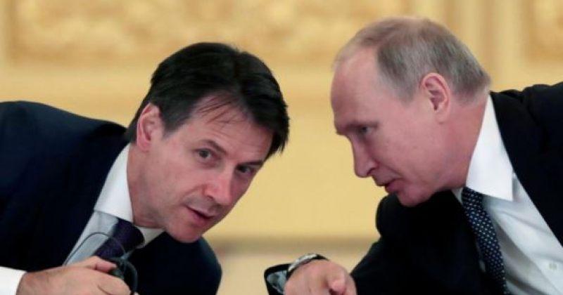 კონტე: ევროკავშირის მიერ რუსეთისათვის დაწესებული სანქციები უნდა დასრულდეს