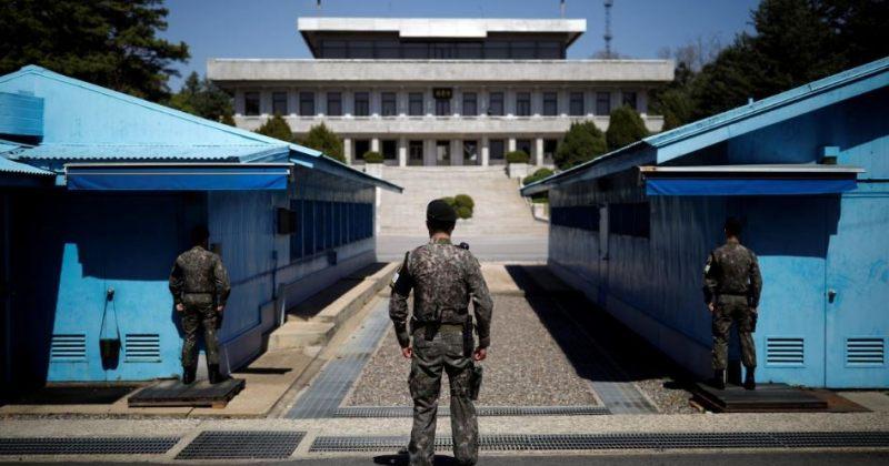 ჩრდილოეთ და სამხრეთ კორეამ სასაზღვრო ზონის განაღმვა დაიწყეს