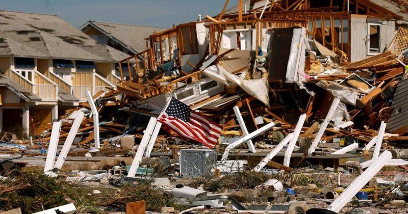 აშშ-ში ქარიშხალ მაიკლის შედეგად დაღუპულთა რიცხვი 6-მდე გაიზარდა
