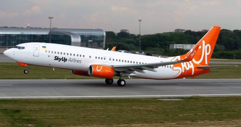 უკრაინული ავიაკომპანია SkyUp საქართველოს მიმართულებით ფრენებს იწყებს