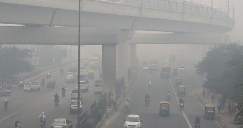 ინდოეთის დედაქალაქში ჰაერის დაბინძურების დონემ დასაშვებს 20-ჯერ გადააჭარბა