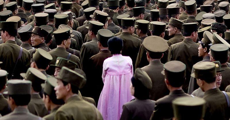 ყოველდღიური ცხოვრება ჩრდილოეთ კორეაში - სურათები