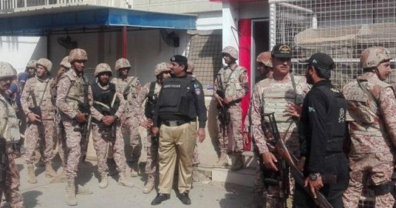 პაკისტანში ჩინეთის საკონსულოზე თავდასხმას 4 ადამიანი ემსხვერპლა