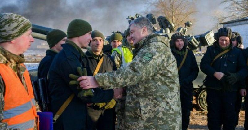 პოროშენკო: რუსეთს აზოვის ზღვის ოკუპაცია სურს, NATO-მ იქ გემები უნდა გაგზავნოს
