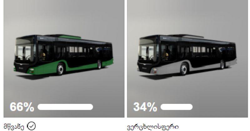 220 ახალი ავტობუსის შესასყიდად თბილისის სატრანსპორტო კომპანიამ ტენდერი გამოაცხადა