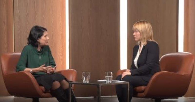 ზურაბიშვილი: სანამ რუსეთი ასე იქცევა, არ ვფიქრობ, რომ მასთან თანამშრომლობა შეგვიძლია