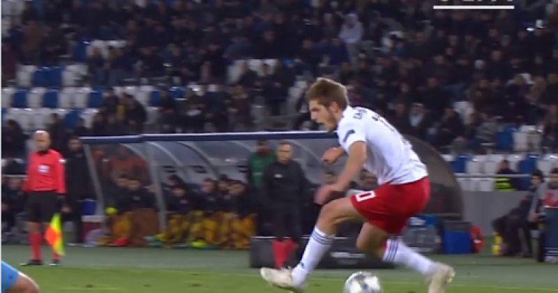 UEFA ჩაკვეტაძეზე: დაიმახსოვრეთ ეს სახელი