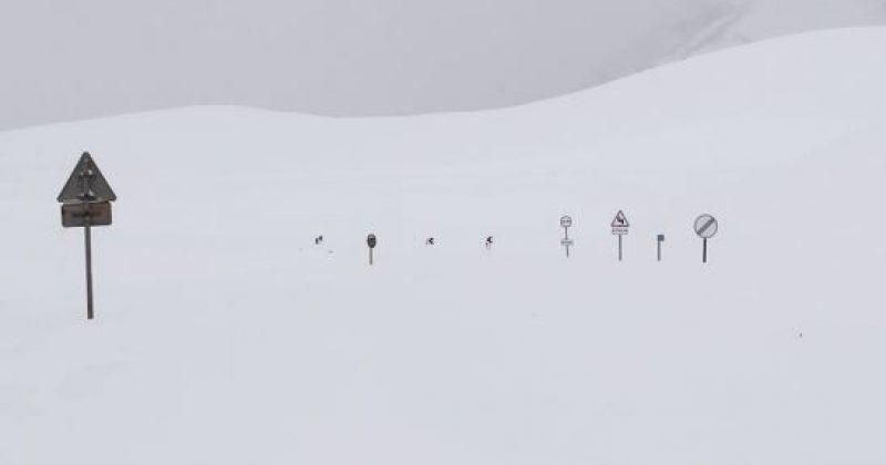 გუდაურის მიმდებარედ გაუკვალავ თოვლში სრიალისას მოქალაქე ზვავში მოჰყვა და გარდაიცვალა