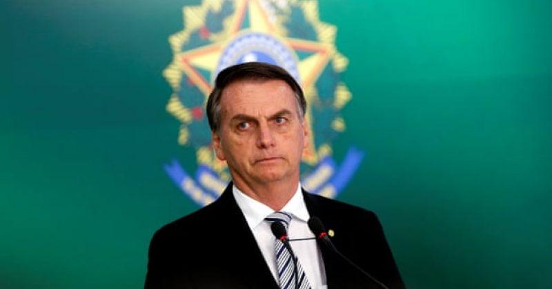 ბოლსონარო კომუნიზმზე: ბრაზილიელებმა არ იციან რა არის ნამდვილი დიქტატურა