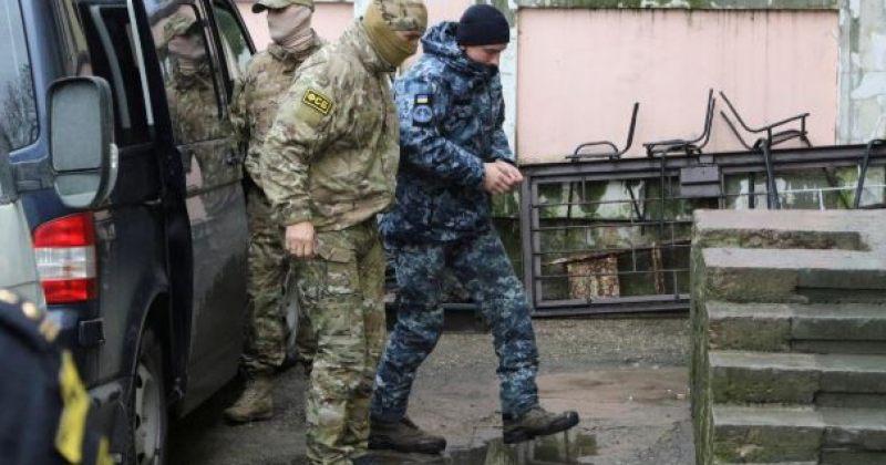 ანექსირებული ყირიმის სასამართლომ დაკავებულ უკრაინელ მეზღვაურს 2-თვიანი პატიმრობა მიუსაჯა