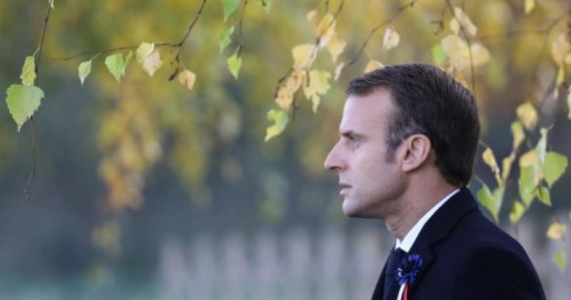 """მაკრონი: სიტყვები """"NATO-ს ტვინი მკვდარია"""" ალიანსისთვის სასარგებლო გამომაფხიზლებელი იყო"""
