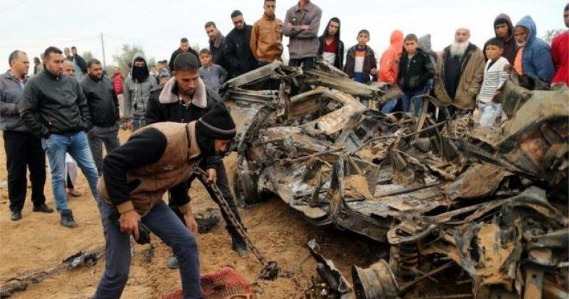 ისრაელის სამხედრო ოპერაციის შედეგად ღაზას სექტორში 8 ადამიანი დაიღუპა