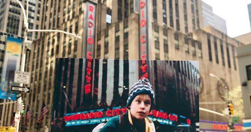 ნიუ იორკის საკულტო ადგილები და მარტო სახლში 2 [ფოტოგალერეა]