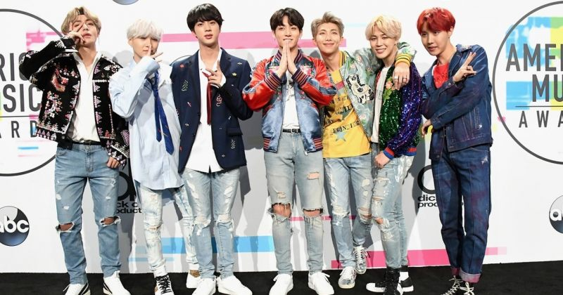 კორეული ჯგუფის, BTS-ისალბომი Love Yourself:Tear გრემის ნომინანტია